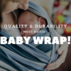 Best Moby Baby Wrap