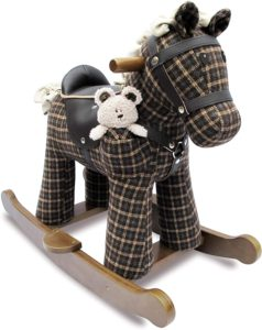 TED ROCKING HORSE