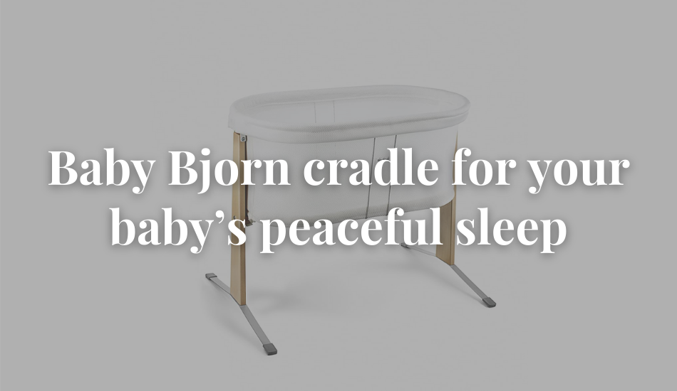 Baby Bjorn Cradle For Your Baby's (1)