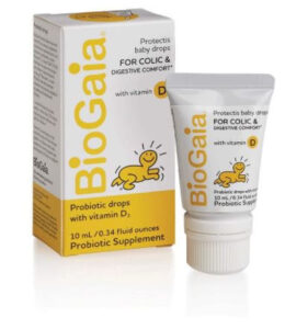 BioGaia Protectis Probiotics Drops with Vitamin D for Baby,