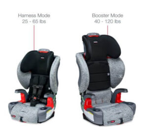 Britax Grow with You ClickTight Harness-2-Booster Car Seat
