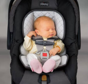 Chicco KeyFit 30 car seat for baby