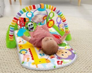 Fisher-Price Deluxe playing mat