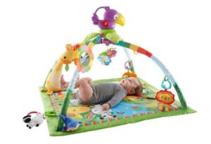 Fisher-Price Rainforest playing mat
