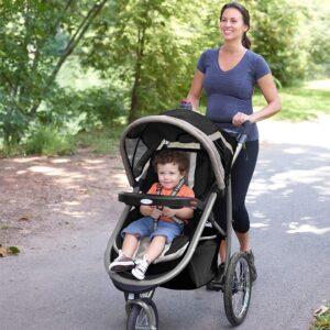 Graco FastAction Fold Jogging Stroller