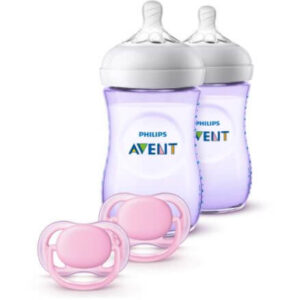 Philips Avent Natural Baby Bottle – Gift Set