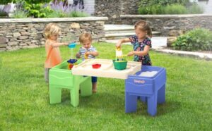 Simplay3 Sand and Water Activity Table