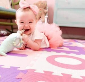 Tadpoles Soft EVA Playmat Set