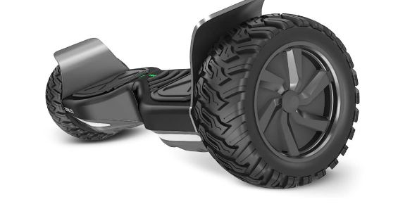 "EPIKGO Self Balancing Scooter Hover Self-Balance Board - UL2272 Certified, All-Terrain 8.5"" Alloy Wheel, 400W Dual-Motor, LG Battery, Board Hover..."