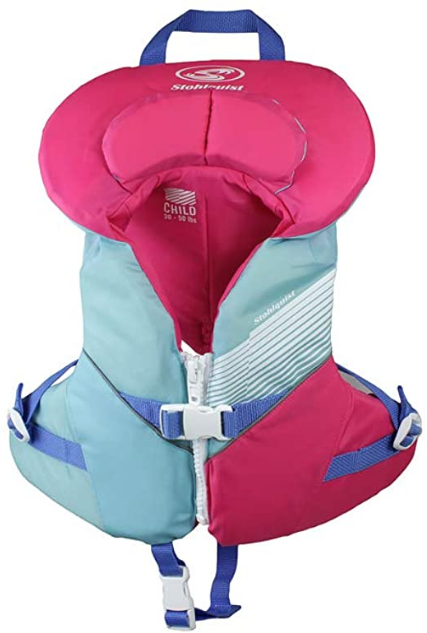 Stohlquist Toddler and Kids Life Jacket
