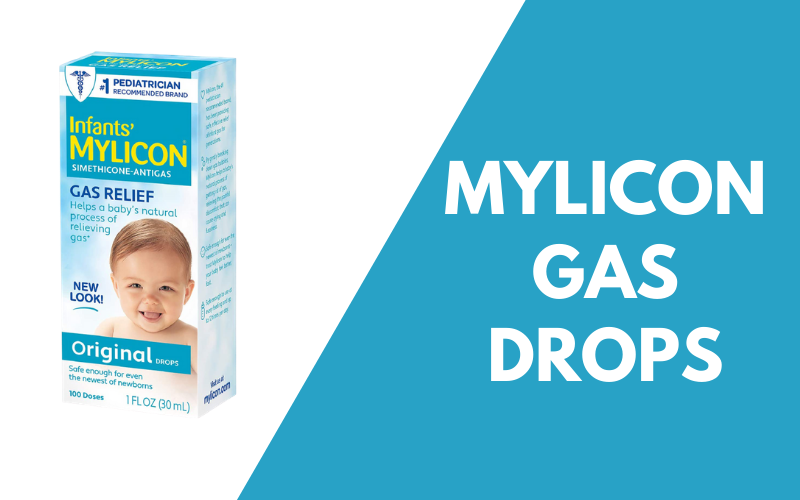 Mylicon gas drops for newborn and babies