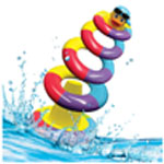 Playahoy Floating Duck Bath Toy