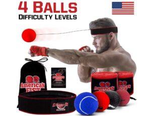 American fist Boxing Reflex Ball