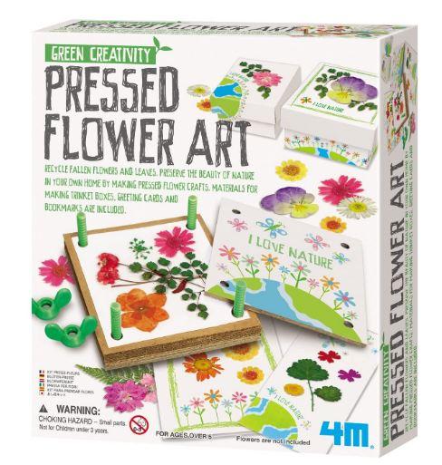 4m pressed flower kit
