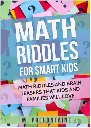 exciting math Christmas and Halloween riddles for kids