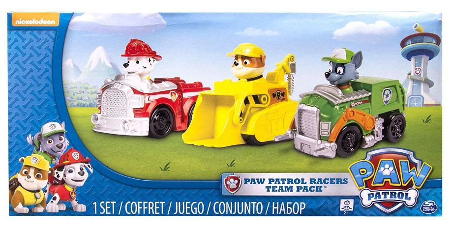 racer toy