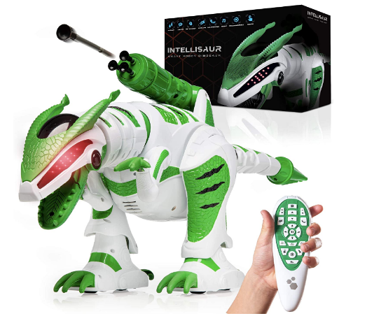 best robot dinosaur toys for kids