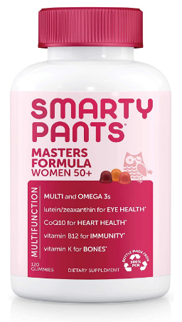 smartypants vitamin reviews