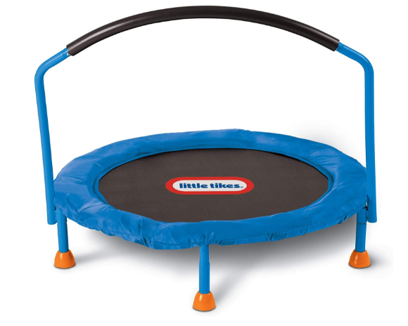 best little tikes trampoline reviews