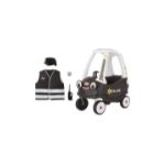 Little Tikes Police Cozy Coupe Themed Role Play Ride-On Toy
