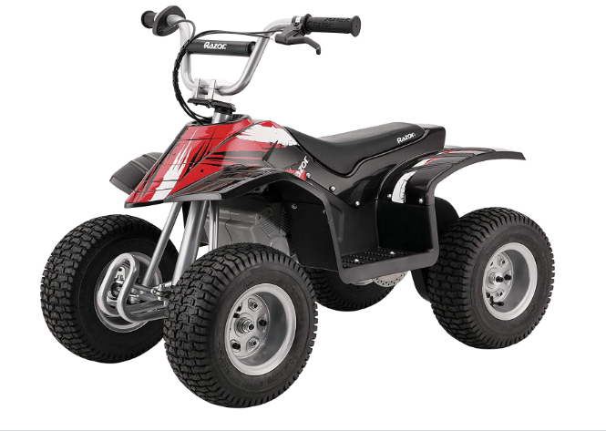 review of best quad bikes for kids and toddlers