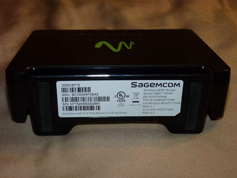 Sagemcom Router Review