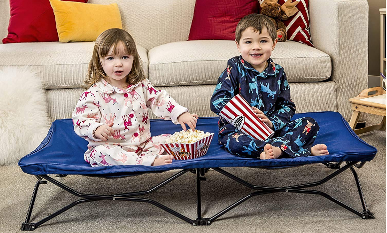 kids cots for sleeping reviews