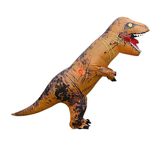 inflatable dinosaur costume for kids with reviews