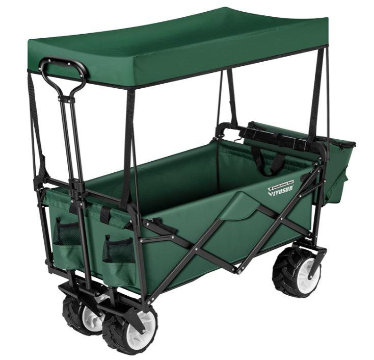 best folding beach wagons for sand